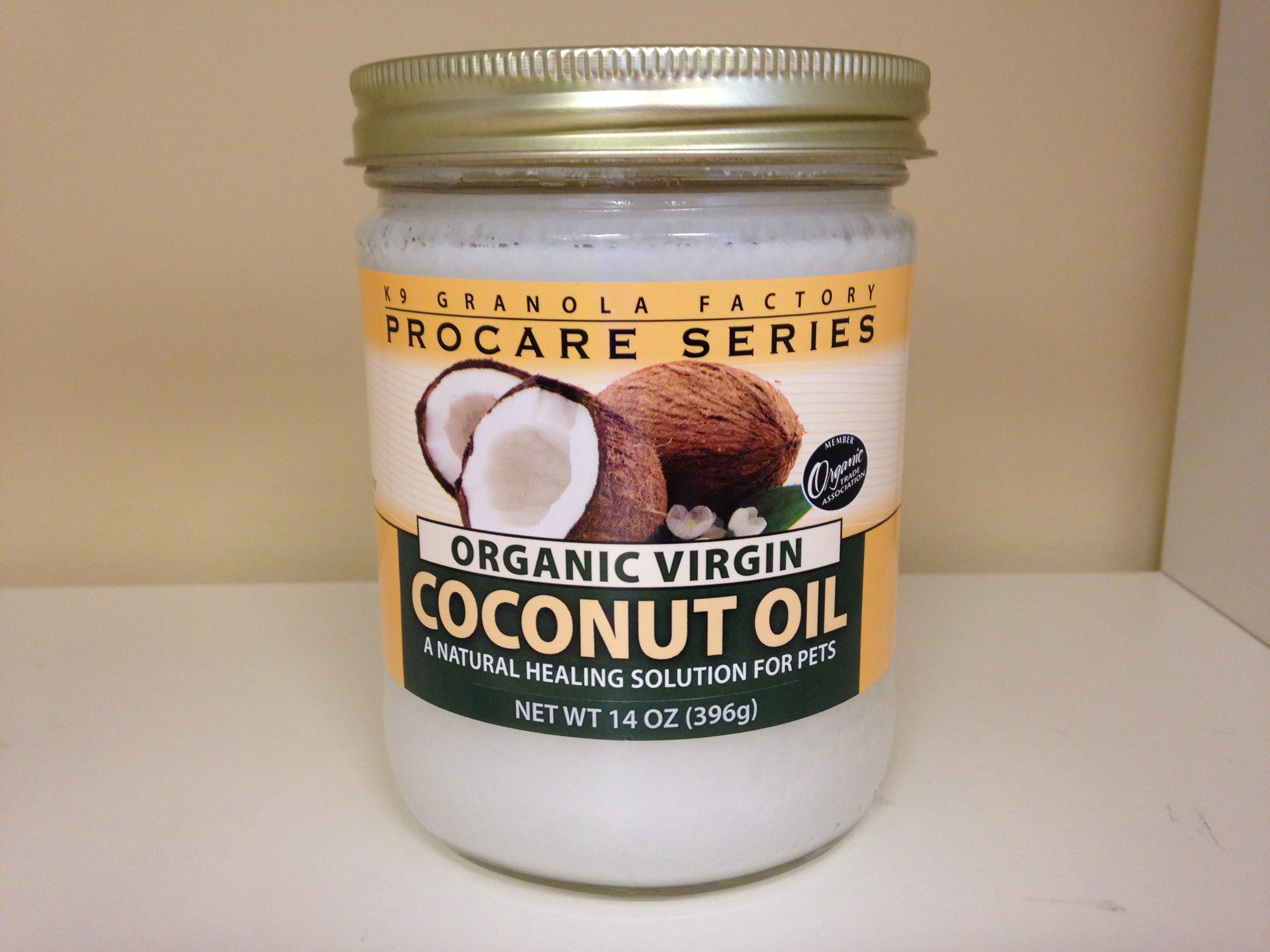 Can I Give My Dog Fish Oil And Coconut Oil