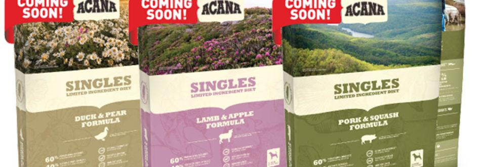 Acana Singles Formula Changes
