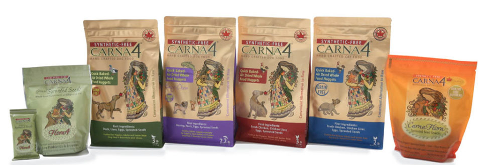 Introducing Carna4 – A Synthetic-Free Baked Food for Dogs & Cats
